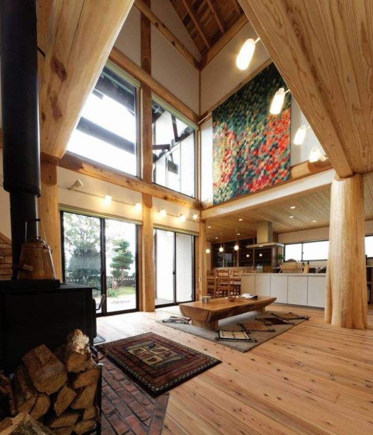 1246 best images about pole barns houses on pinterest for Pole barn interior designs