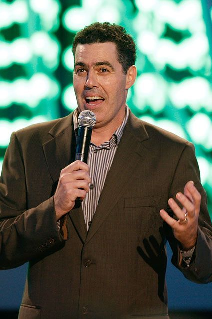 "Adam Carolla did an interview with PopEater where he discussed his stance on several political points, including legalizing marijuana: ""I guess I would be Republican, in the sense that I want a secure border, I'm not into the welfare state, I'm not into all those freebie lunch programs. It just kind of demeans people. On the other hand, I'd like pot to be legalized and I'm against semi-automatic and automatic weapons."""