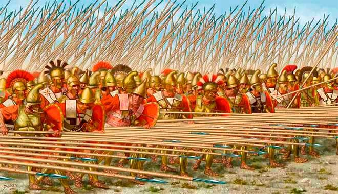 Organización del Imperio de Alejandro Magno - http://bambinoides.com/organizacion-del-imperio-de-alejandro-magno/