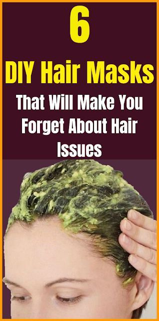 6 Effective Hair Masks That Will Make You Forget A…