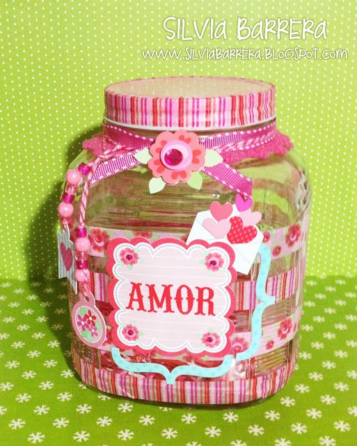 Frasco Amor, amor!!