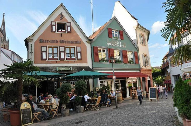 Bad Dürkheim's Wurstmarkt - one of the largest public festival in Germany will take place 8 - 12 and 14 - 18 September 2017
