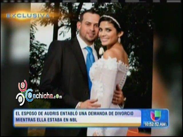 Esposo De La Dominicana En Nuestra Belleza Latina Le Pide El Divorcio #Video - Cachicha.com