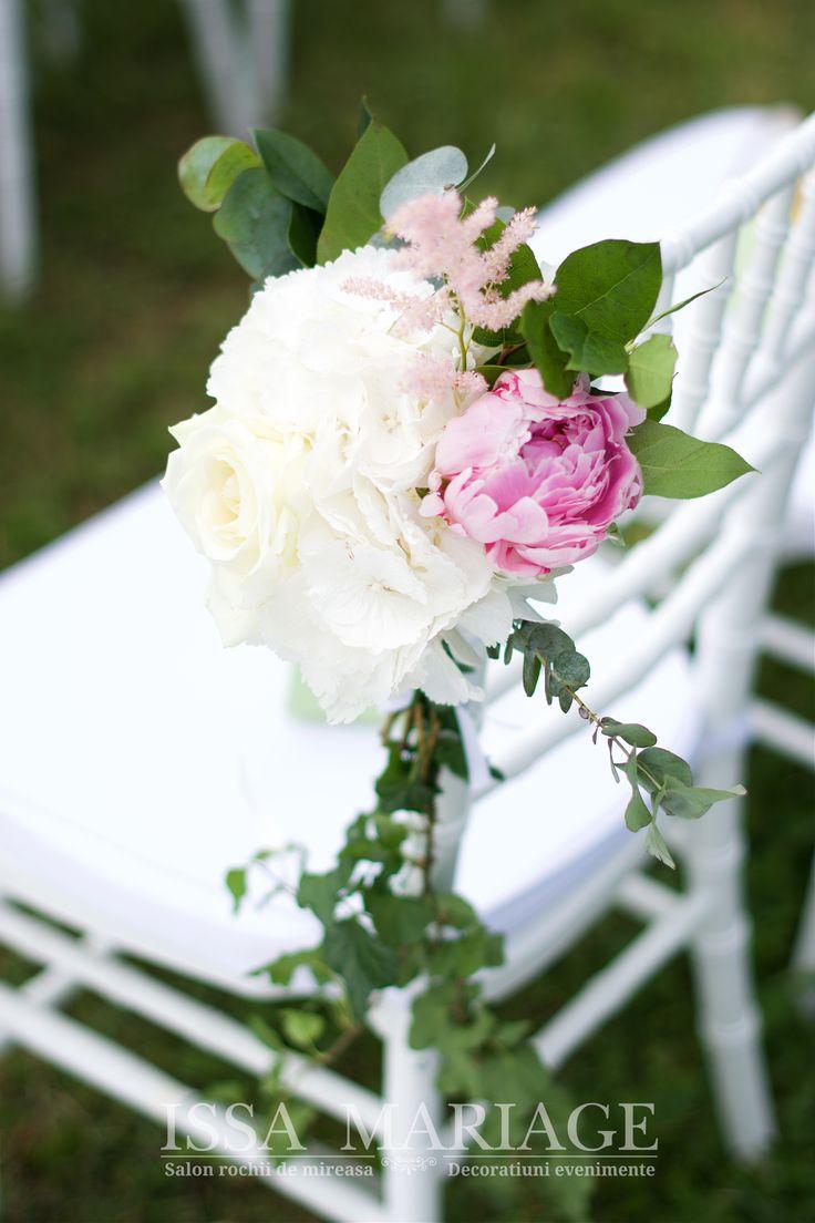 Aranjament floral IssaEvents