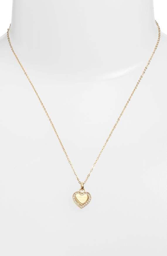 Product Image 1 Heart Pendant Necklace Heart Pendant Necklace