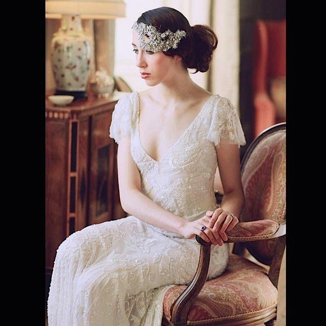 17 best images about wedding dresses on pinterest cheap for Second hand jenny packham wedding dress