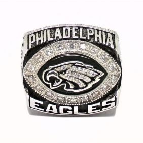 2004 NFC Philadelphia Eagles super bowl rings ring Should'Ve Won That Game