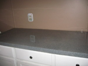 Painting A Laminate Counter Top Home Decor Everyday
