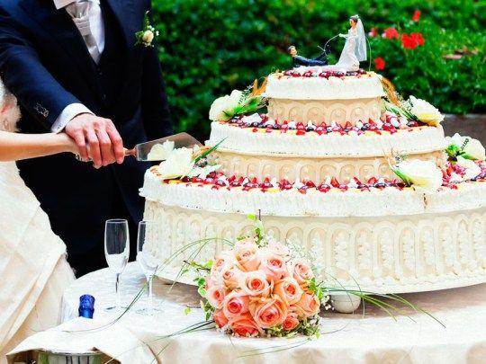 En Güzel Çiçekli Düğün Pastaları