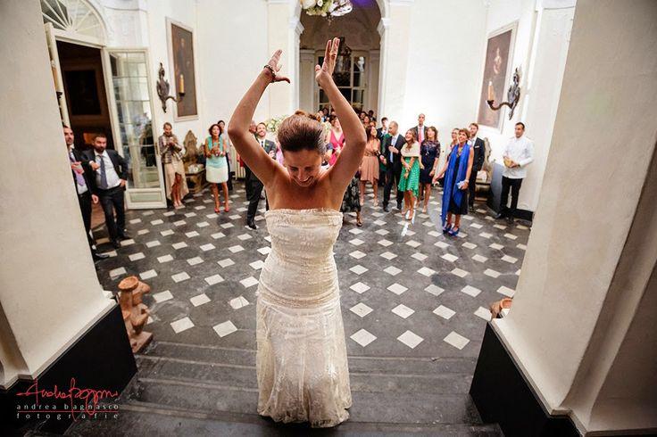 Andrea Bagnasco Fotografie | Fiori di Tulle Wedding Photography Blog #wedding #photoghraphy #fotografo #matrimonio #santamargherita #villadurazzo #villa #durazzo #bouquet