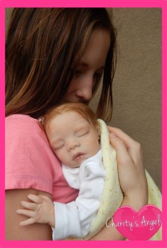 Charitys-Angels-Presents-MEGAN-Silicone-Soft-Vinyl-Baby-Girl-Reborn-Doll