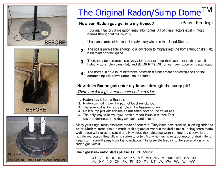 17 best images about radon awareness on pinterest house