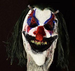 Terrifying Handmade Burlap Horror Masks Winnipeg Manitoba image 5