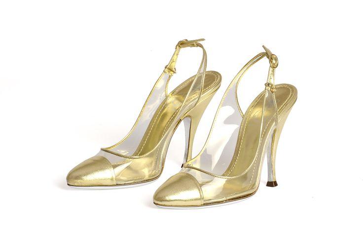 Golden chic