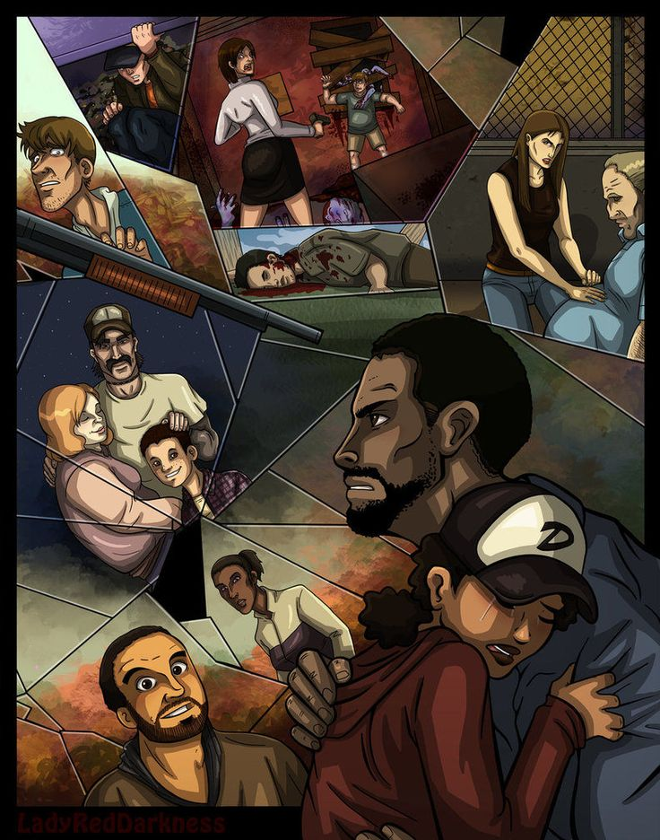 the walking dead game, Can't wait for season 2 of the game. Wondering if clementines coming back..... Maybe older