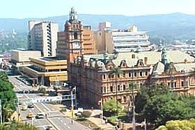 Pietermaritzburg - capital of kwaZulu-Natal ...