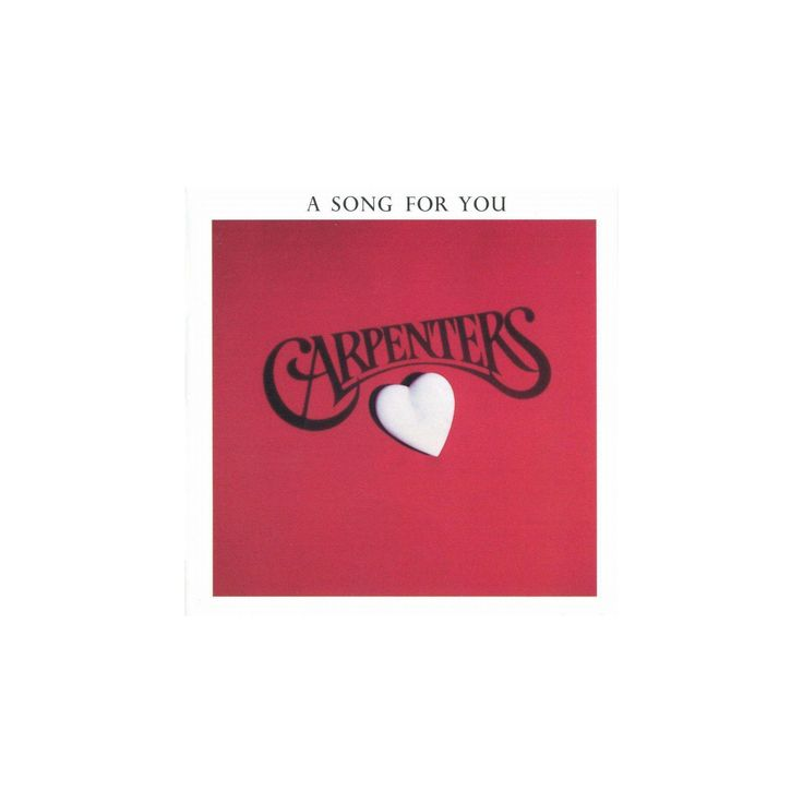Carpenters - Song for you (CD)