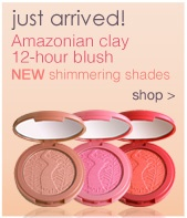 this blush is easy to use and the color lasts