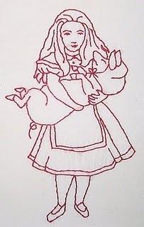 Alice in Wonderland - the original Sir John Tenniel illustrations.