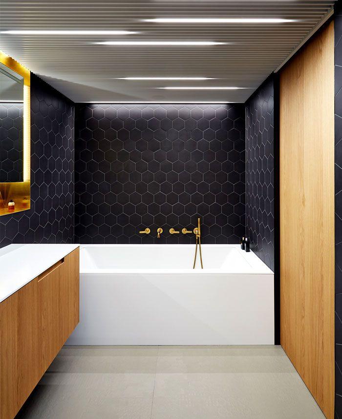 Triplex Apartment in Prague Inspired by American Mid-Century Interiors