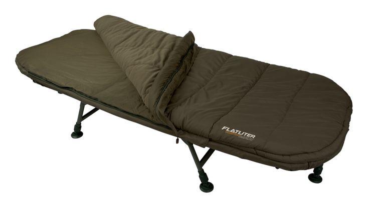 Der Schlafsack wird jetzt mittels eines umlaufenden Reißverschlusses an der Liege befestigt, was für mehr Bewegungsfreiheit im Schlafsack sorgt. Flachrahmen Doppelte Scharniere gestatten...