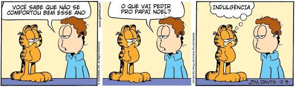 [BR] Garfield