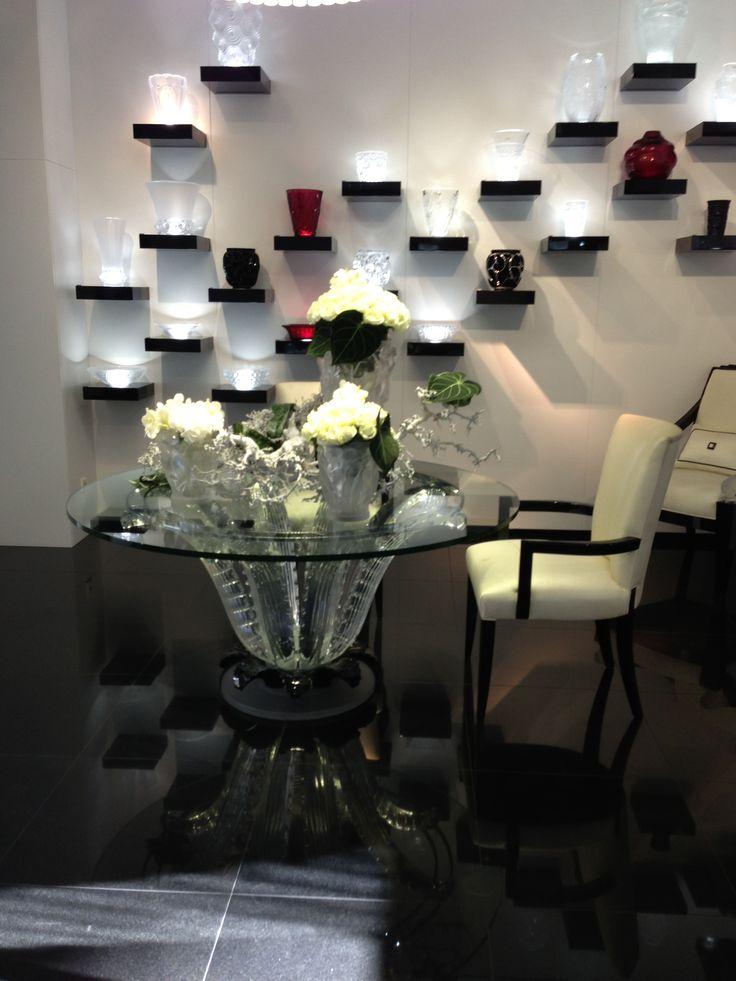 The studio harrods visits maison objet lalique for Objet deco mauve
