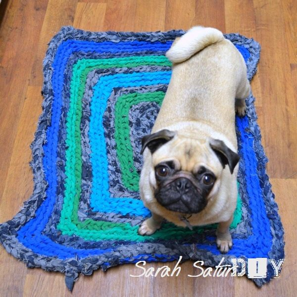 1000+ Ideas About T Shirt Rugs On Pinterest