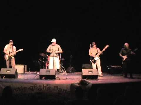 JackHammer Blues Rock Band at the Capitol Theatre in Port Hope. We were fillers for a competition they were running.