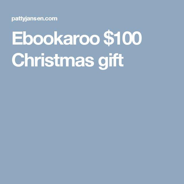 Ebookaroo $100 Christmas gift