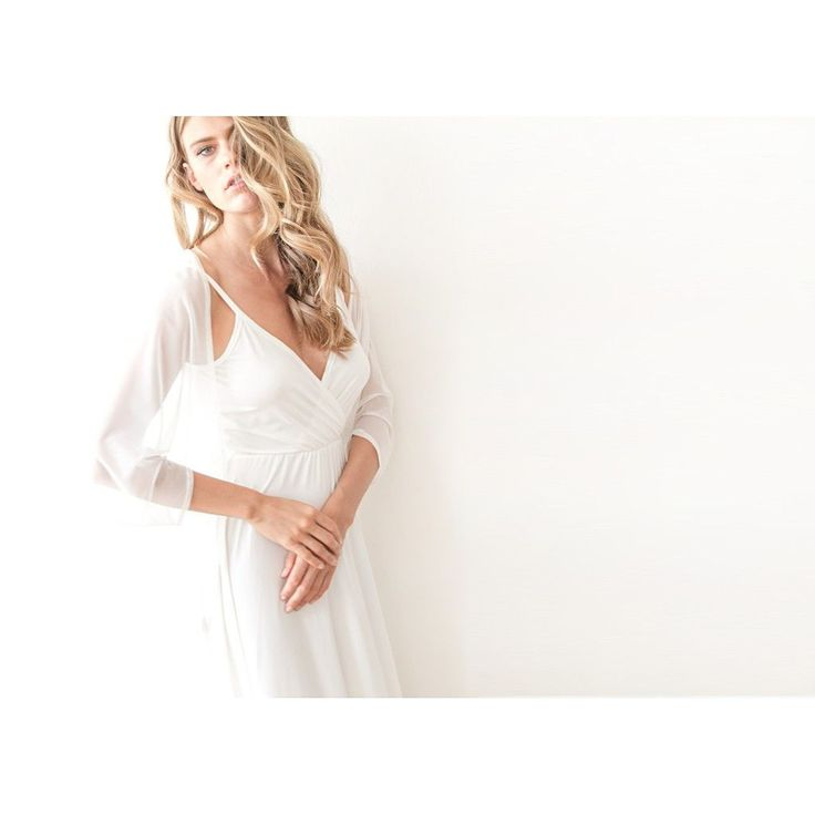 Best 25 bridal cover up ideas on pinterest capelet lace and ivory chiffon shrug bridal cover up junglespirit Images