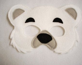 Polar Bears Past Bed Time Book Club Craft Idea!