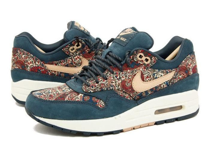 meilleures baskets 21d73 f1cd7 nike air max 1 liberty of london pas cher