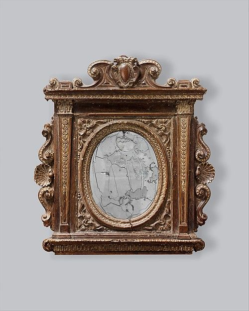 A myriad of meanings, both positive and negative, were attached to mirrors in the Renaissance. Symbols of vanity, voluptuousness, deceit, humility, and pride, mirrors were also associated with prudence, a virtue