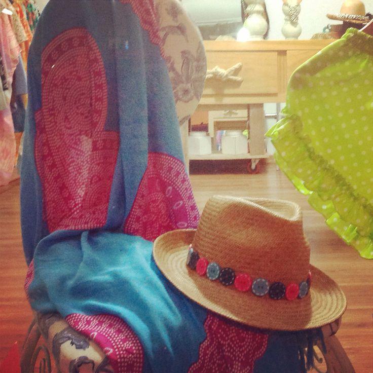 #summerTrends #hat #sombrero #handmade @masiasimonetta en instagram y en Facebook