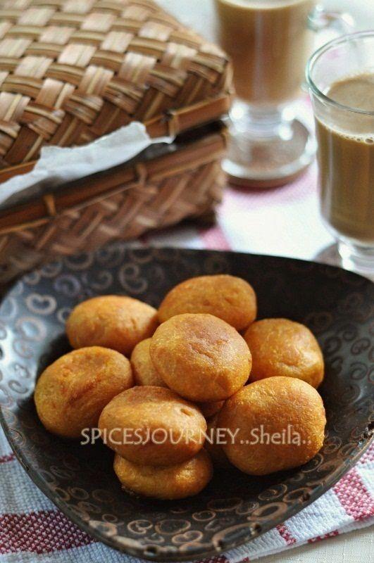 Spices Journey: Cucur Badak @ COQBADAK
