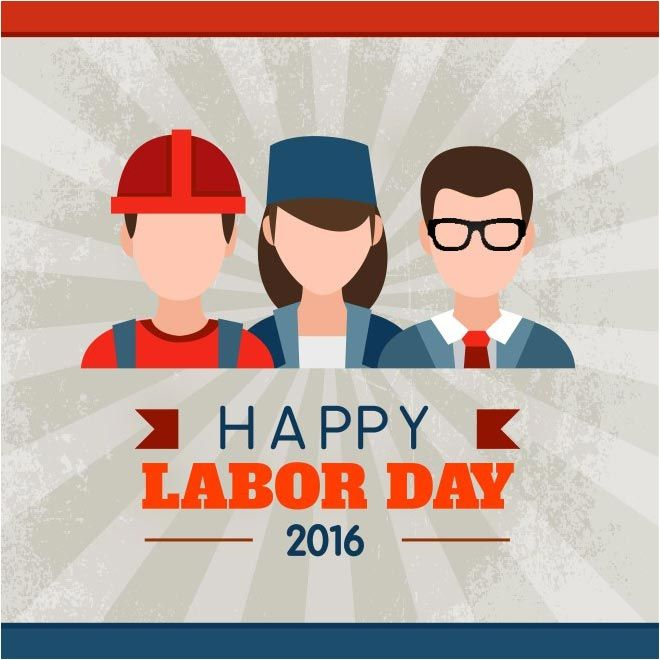 Happy Labor Day 2016 Backgrounds Vector Download   http://www.cgvector.com/category/labor-day/
