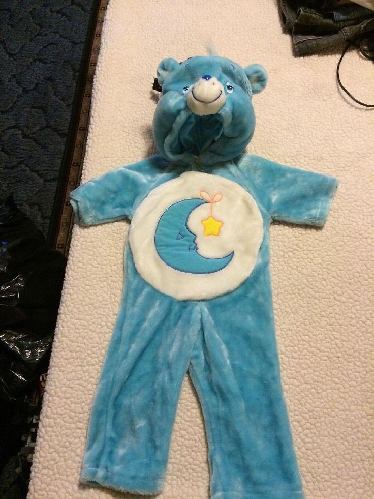 Morris Costumes Care Bear Bedtime 12 18 Month. DG5846W    eBay