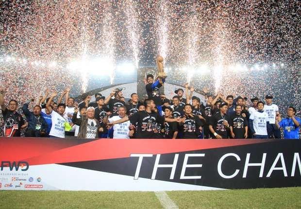 Pembagian Grup Piala Presiden 2017