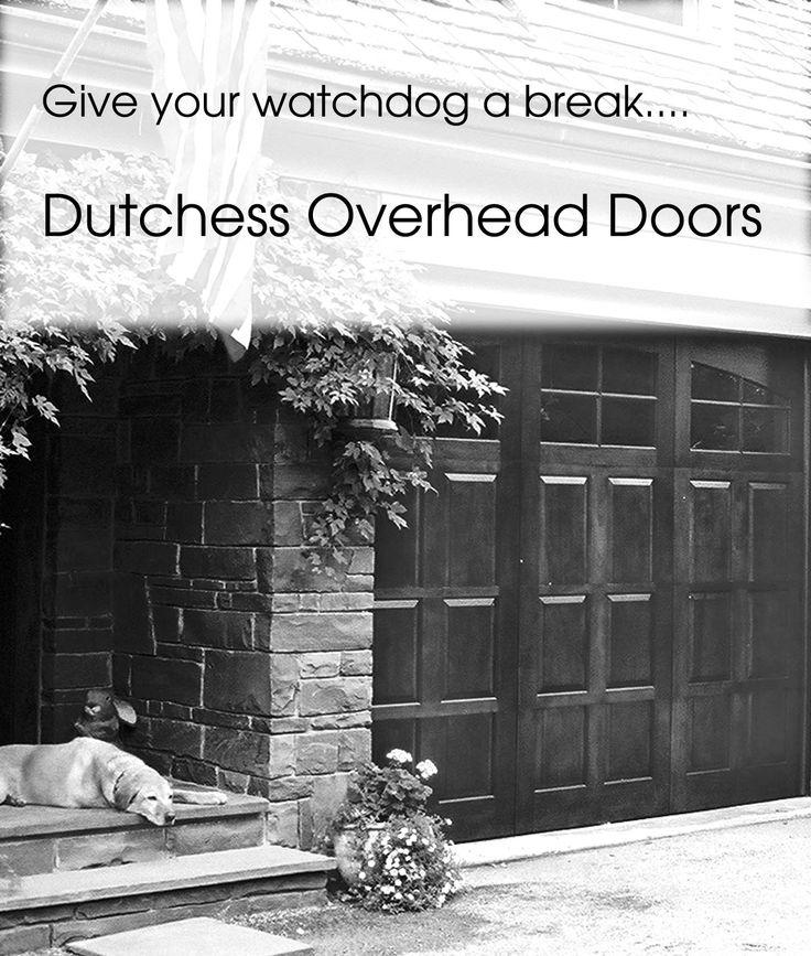 Dutchess Overhead Doors, Inc. Poughkeepsie, NY Artisan Custom Stain Grade Overhead  Door