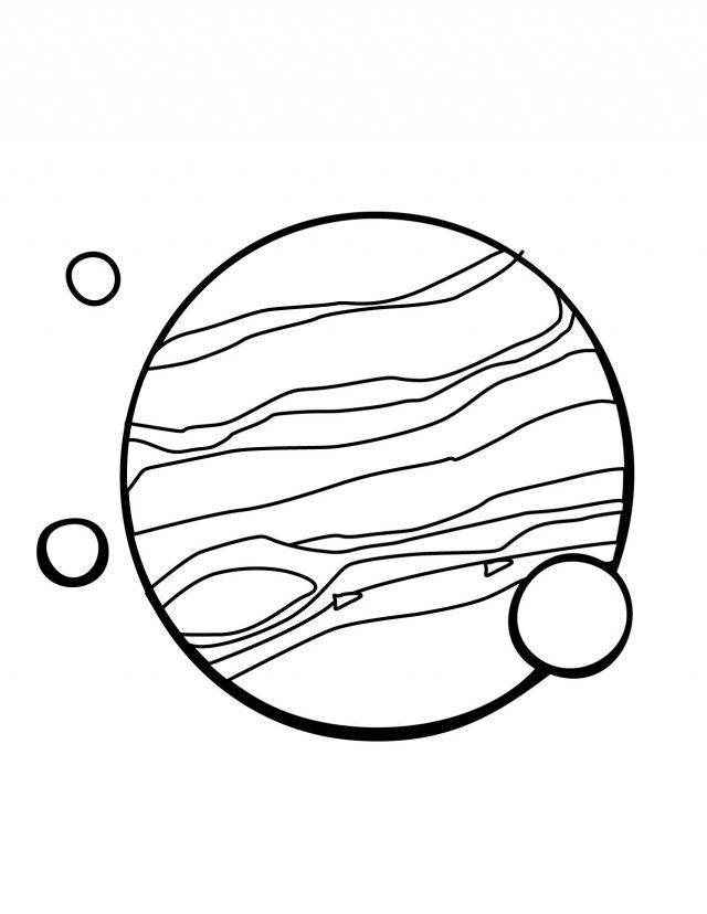 Jupiter Coloring Pages Best Coloring Pages For Kids In 2020 Moon Coloring Pages Planet Coloring Pages Solar System Coloring Pages