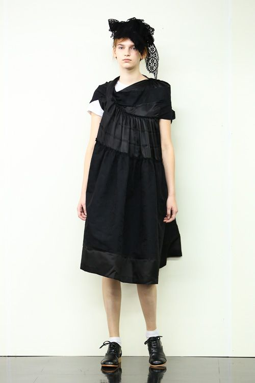 tricot COMME des GARÇONS 2014SSコレクション Gallery20