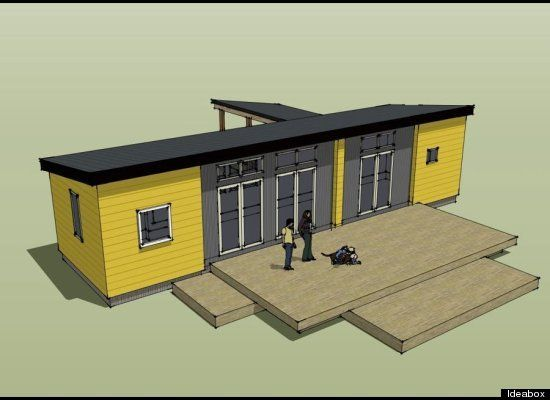 IKEA Houses: IKEA Portland And Ideabox Debut Prefab Homes At Portland Home And Garden Show [UPDATE]