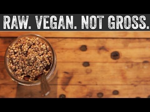 Breakfast Cereal | Raw. Vegan. Not Gross. - YouTube