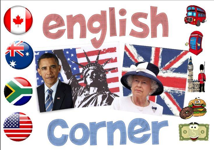affiche english corner