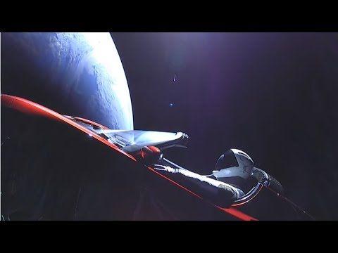 Falcon Heavy - Space Oddity - YouTube