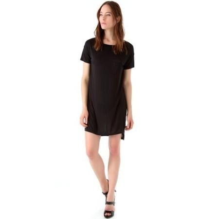 T by Alexander Wang Classic Boat Neck Dress with Pocket: Artists Outlets, Classic Boats, Couture Runway, Styles Mi Artists, Business Travel, Dream Styles, Alexander Wang, Boats Neck Dresses, Wang Classic