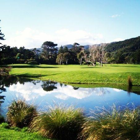 Wainuiomata Golf Course