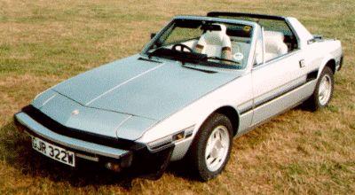 Fiat X19 1500
