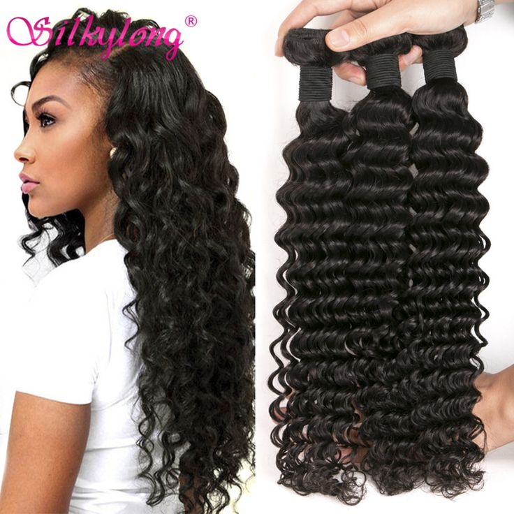 97 best hair weaving 5 images on pinterest hair weaves hair and brazilian virgin hair deep wave 3 bundles deep wave brazilian hair weave bundles brazilian deep curly virgin hair human hair click the image for pmusecretfo Image collections